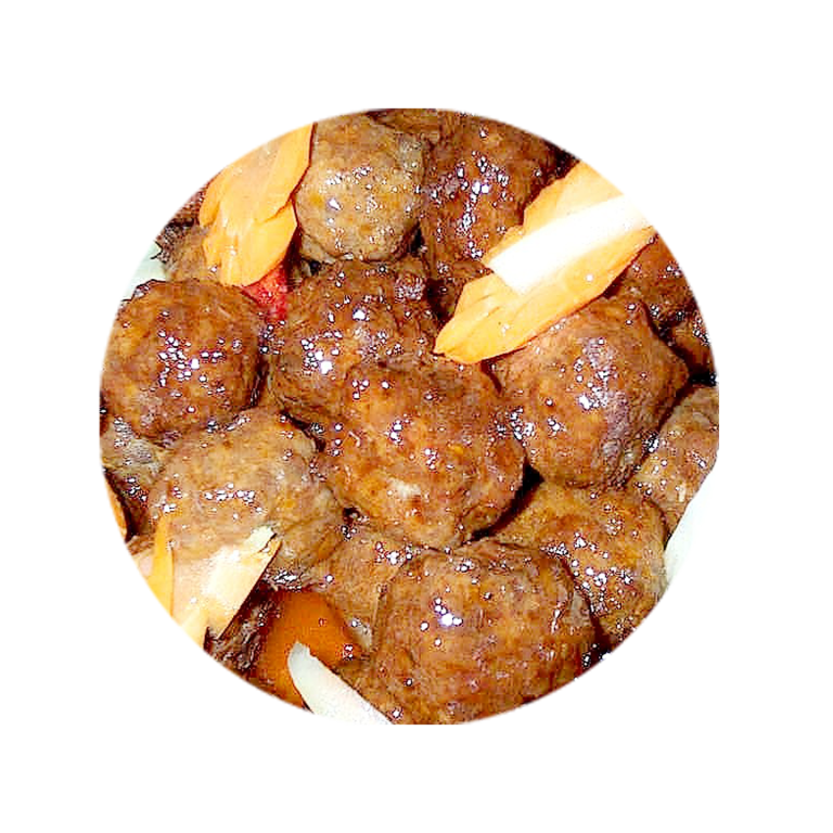 Pork-Meatballs-with-Sweet-and-Sour-Sauce