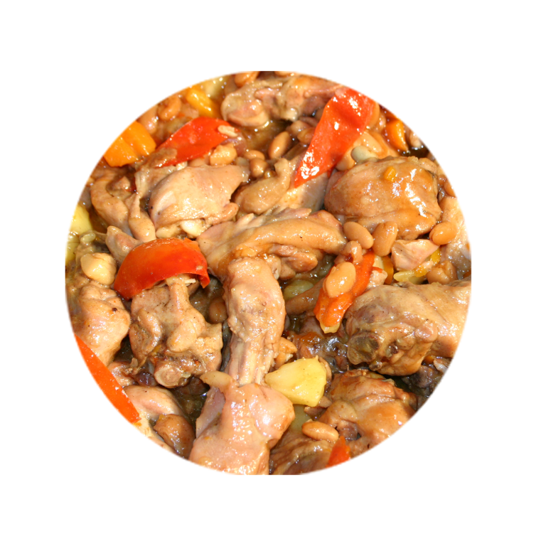 Chicken-Guisado