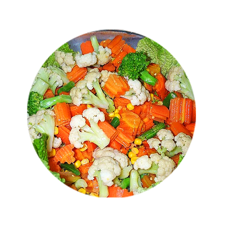 Steamed-Mixed-Vegetables
